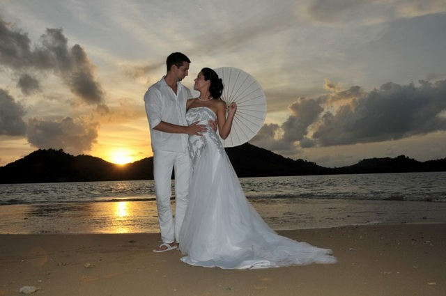 Nok Island Wedding