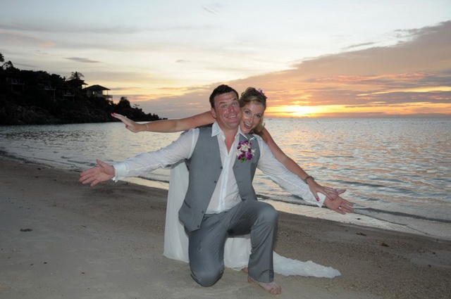 Koh Phangan Wedding