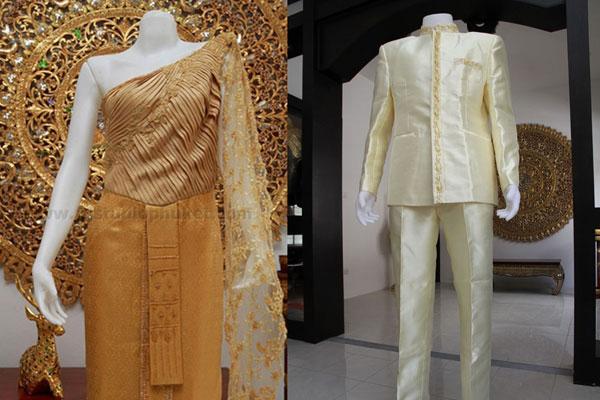 Costumes thaïlandais